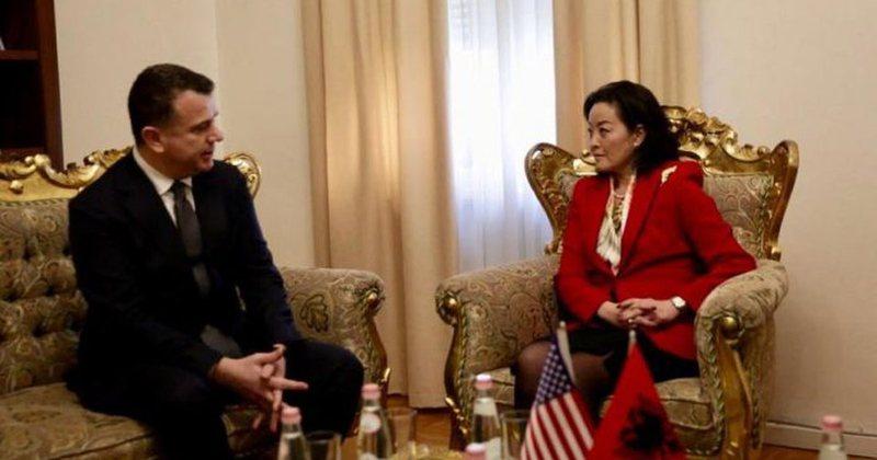 """""""Shqipëria i bashkohet nismës së SHBA për rrjeti"""
