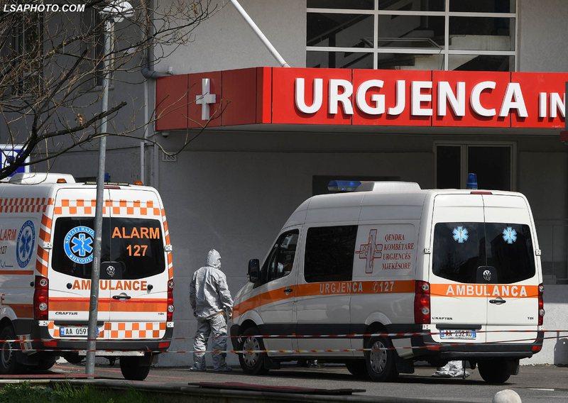 U shtrua me urgjencë tek Infektivi pas gjendjes së rënduar