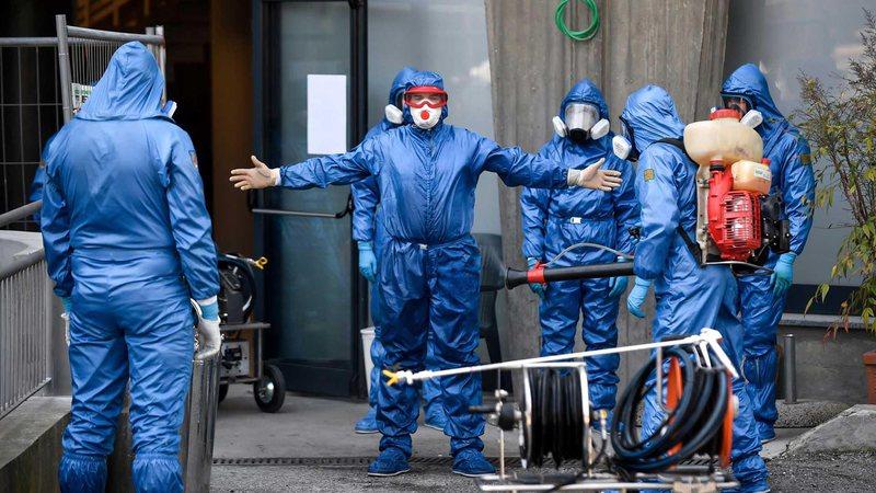 Historiku i pandemive globale, radioaktiviteti, radiacioni dhe COVID-19