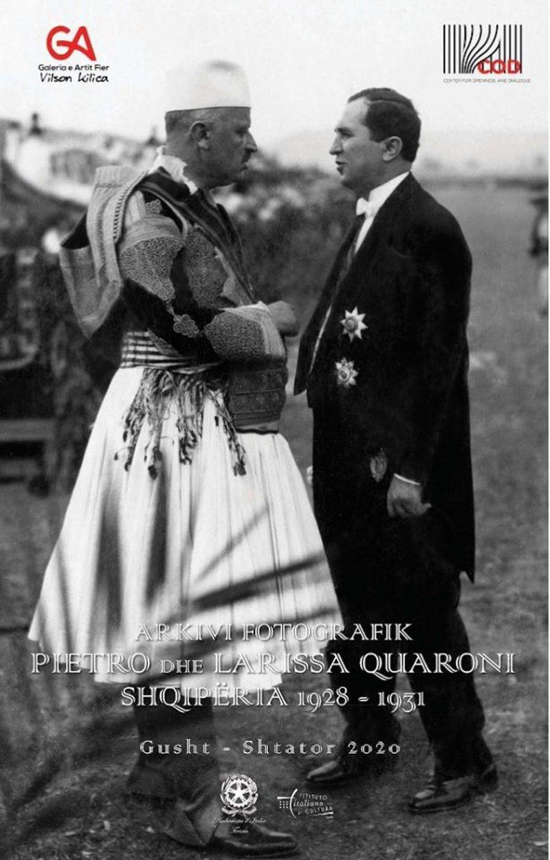 """""""Shqipëria e viteve 1928-1931 nga Pietro dhe Larissa Quaroni"""","""