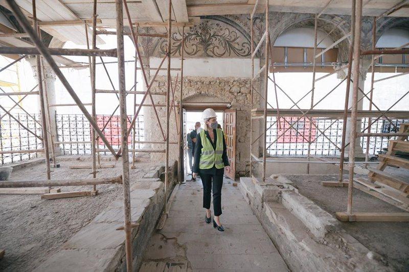 Margariti: Xhamia e Et'hem Beut, objekt që po kthehet në
