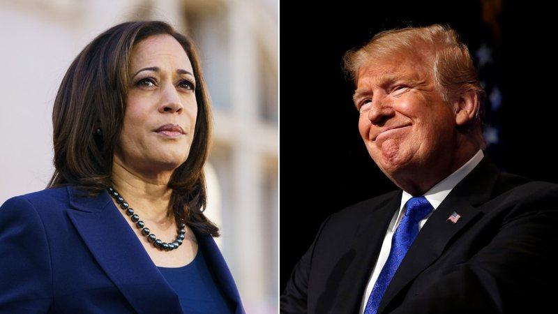Zgjedhjet në SHBA, Trump kritika ndaj Harris: Nuk kualifikohet për