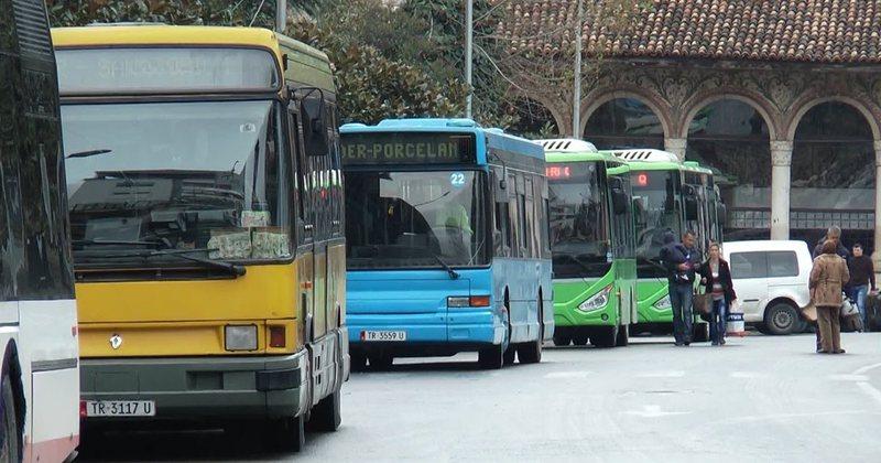 Zbardhet lista, ja punonjësit e transportit urban që do të marrin