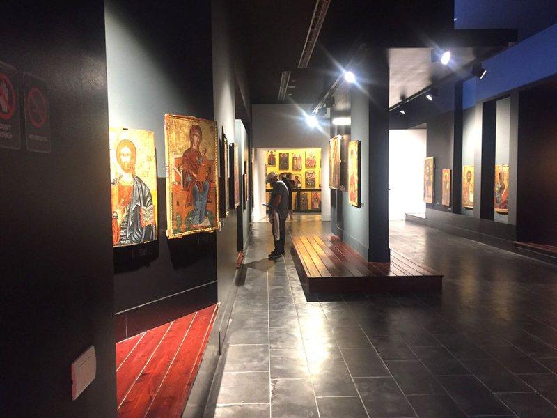 Muzeu i Artit Mesjetar, turistët me interes për artin e ikonografik