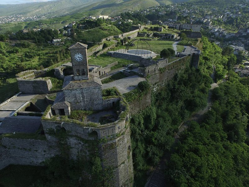 Historia e kalasë së Gjirokastrës tashmë edhe në