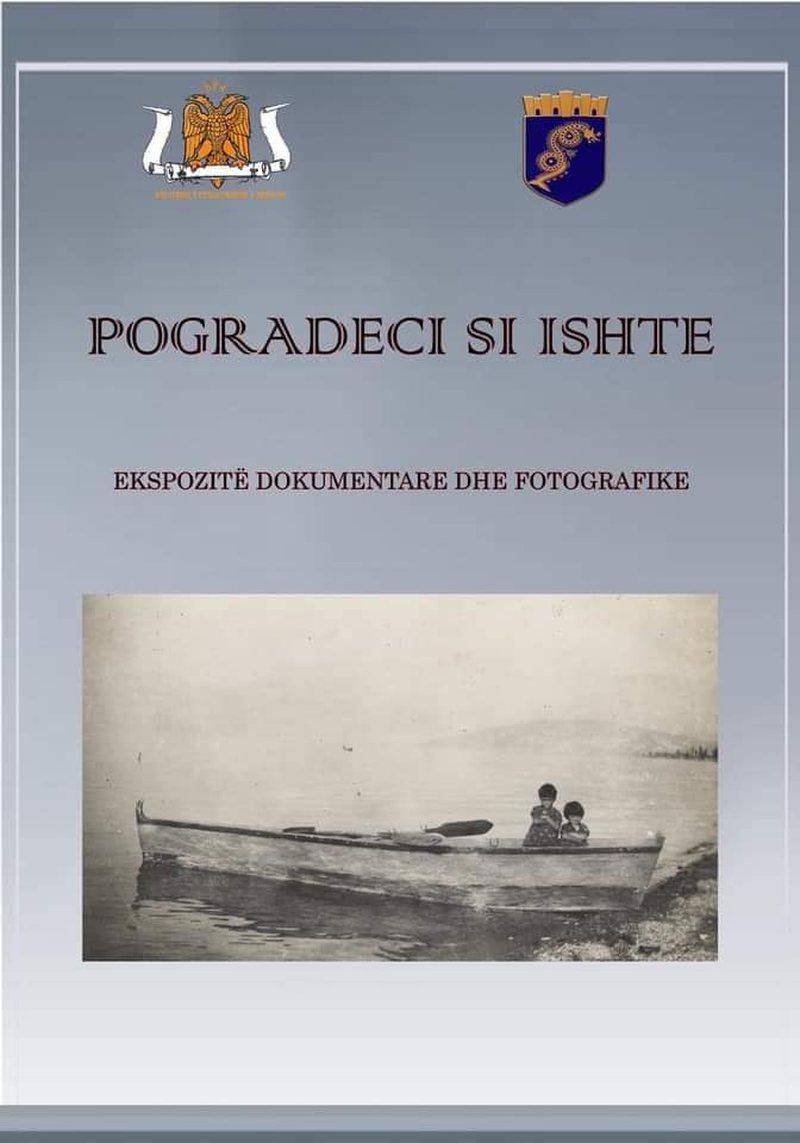 """Ekspozita """"Pogradeci si ishte"""", me dokumente dhe fotografi arkivore"""