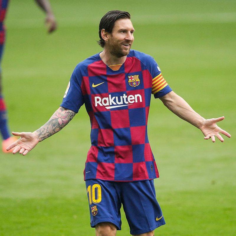Merr fund ankthi, Lionel Mesi mbetet tek Barcelona edhe 1 vit