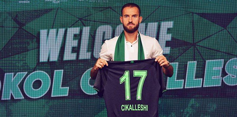 Cikalleshi drejt Koniasporit në Superligën turke, Lenjani firmos me