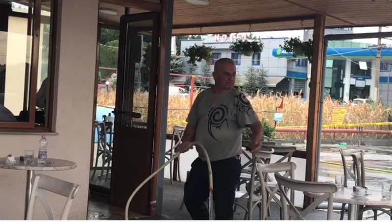 Ekzekutimi mafioz i Bujar Çelës në Elbasan, flet pronari i