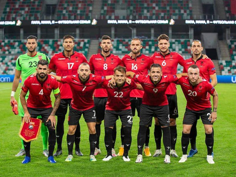FIFA publikon renditjen e re, ja pozicioni i Shqipërisë në