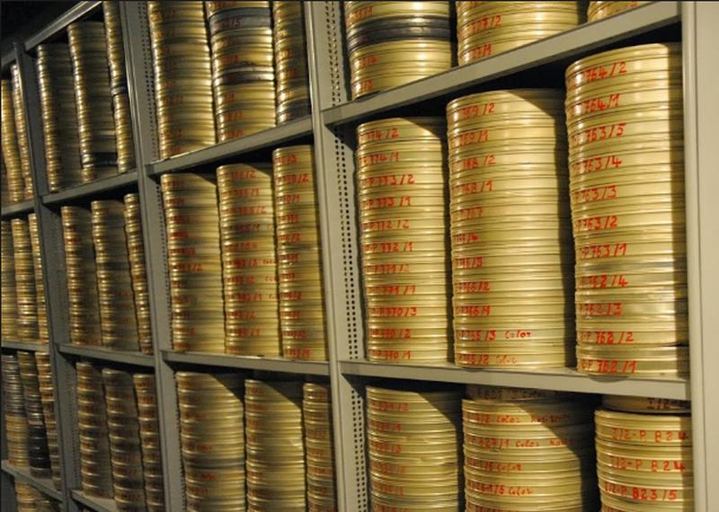 Arkivi i Filmit, bobinat filmike shpëtojnë nga lagështira