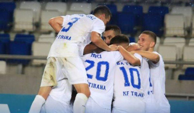 Tirana zbulon skuadrën kundërshtare në Europa League
