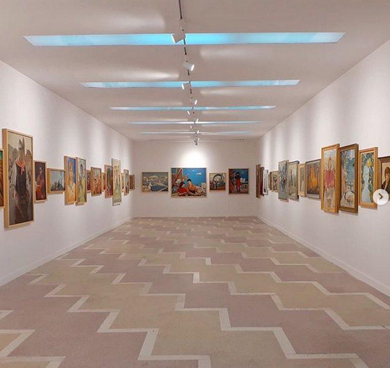 Galeria Kombëtare e Arteve hap ekspozitën, prezanton një përzgjedhje