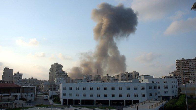 Tronditet sërish Libani, shpërthen depoja e armatimeve (VIDEO)