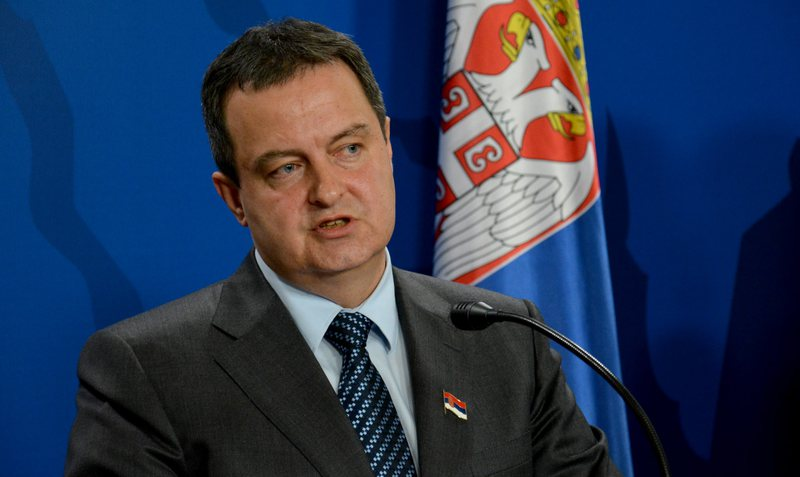 Pristina-Belgrade relations tensed, Kosovo strong accusations Dacic: Offensive