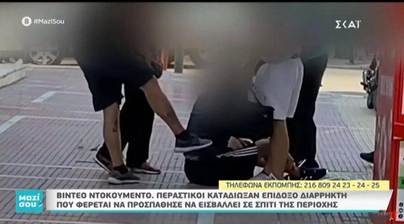 Hoqi pantallonat dhe filloi të mastr*bohej, shqiptari tmerron