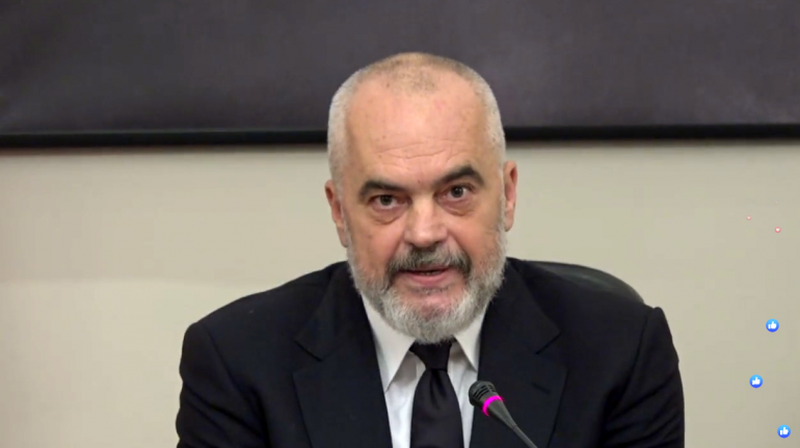"""""""Shkullaku gënjeu sy për sy"""", Rama i publikoi videon"""