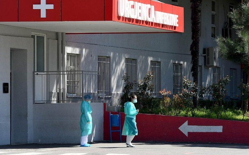 Koronavirusi në Shqipëri, Ministria e Shëndetësisë