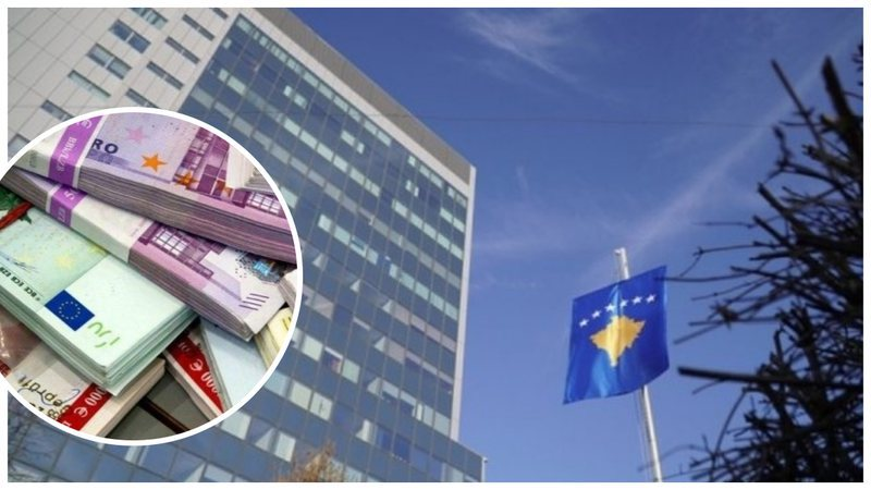 The disappearance of 2 million euros from the State Treasury in Kosovo, new