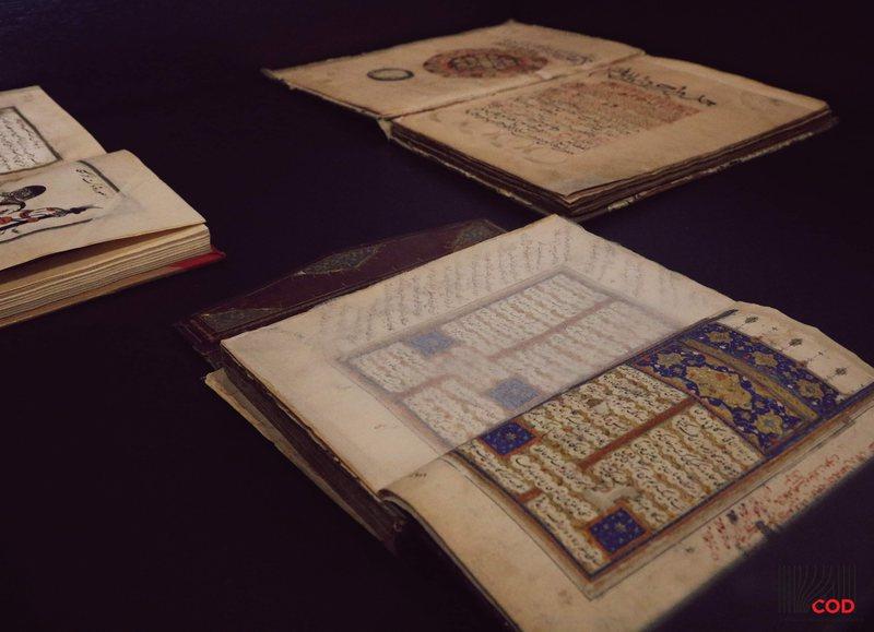 Thesare të Bibliotekës Kombëtare në COD, libra të