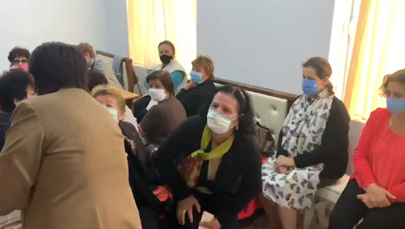 Rëndohet gjendja shëndetësore e një prej grevisteve, gruaja