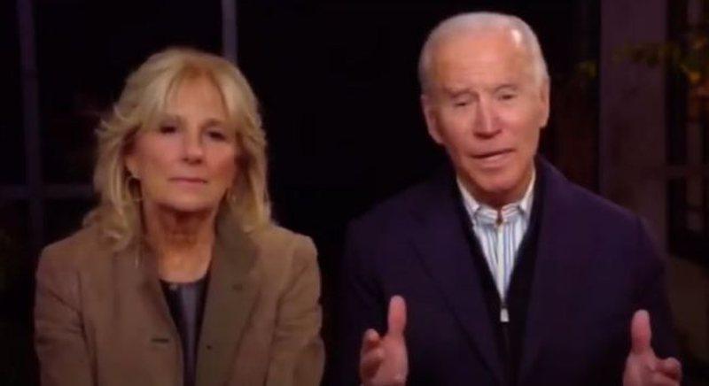 """""""Me kë garoj, e dashur?"""", Biden bën gafën e papritur"""