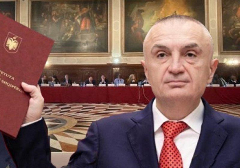 Zbardhet shkresa për Komisionin e Venecias për Kodin Zgjedhor,