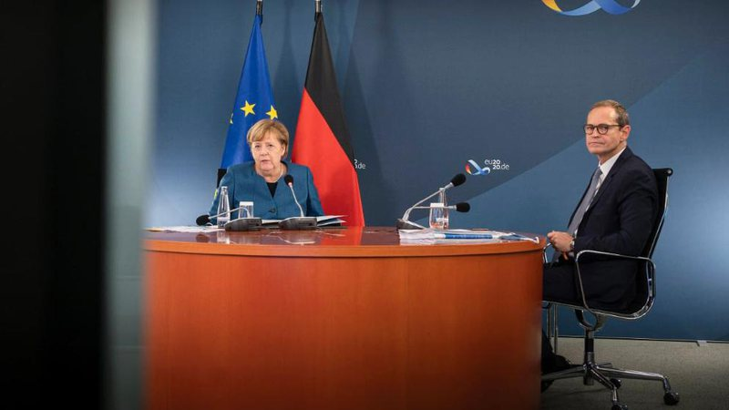 Germany makes the latest decision, starting from this day the whole country is