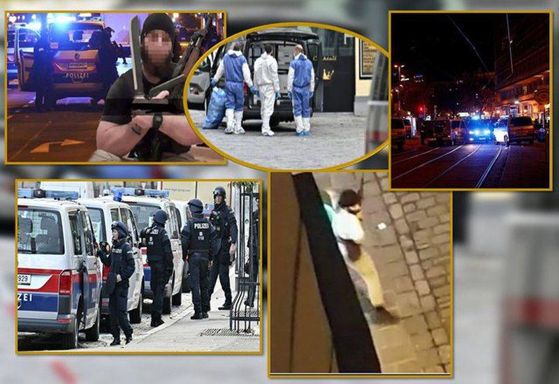 Terrori në Vjenë, një listë emrash dhe një dokument mbi