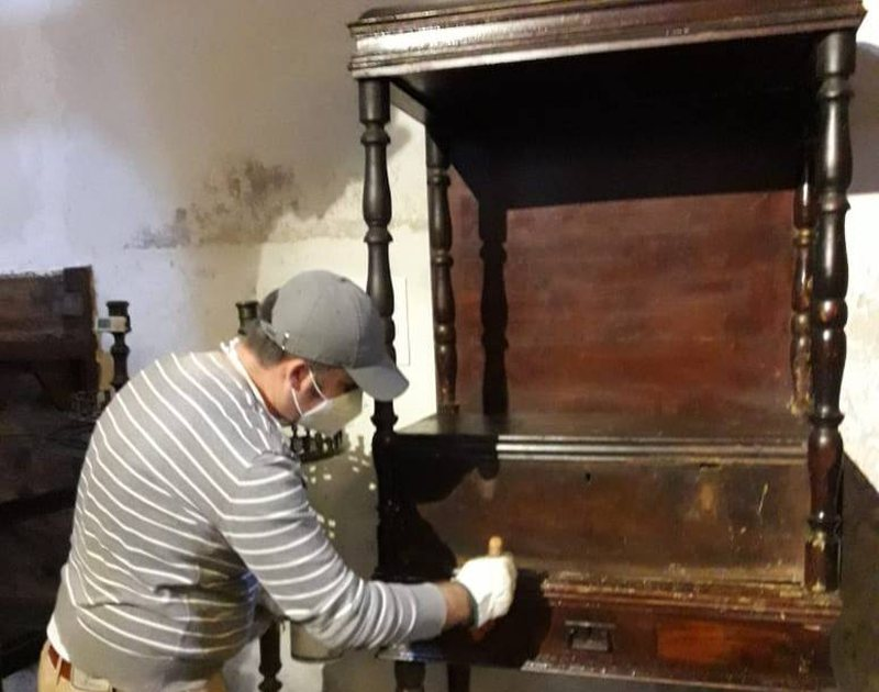 """Kisha """"Fjetja e Shën Mërisë"""" në Berat, kryhet"""
