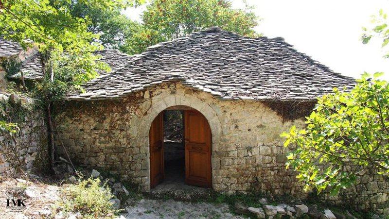 Kisha e Shën Ilias në restaurim, projekti i hartuar nga ITKT