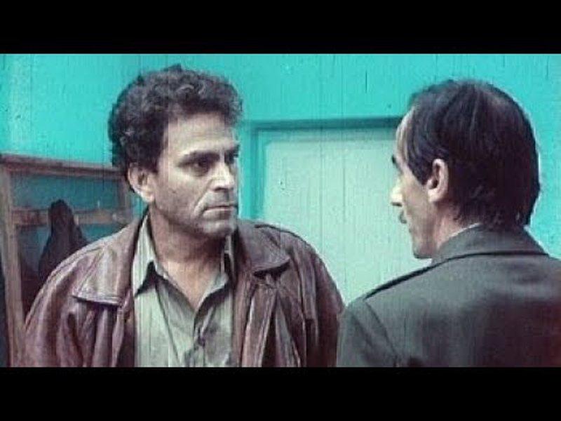 """Filmi shqiptar """"Vdekja e kalit"""" prodhim i vitit 1992, në"""