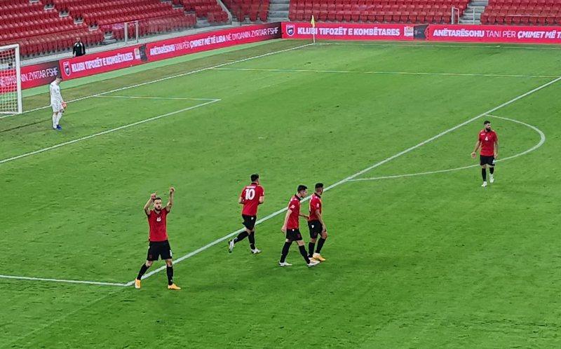 Zhbllokohet rezultati në ndeshjen Shqipëri-Kazakistan