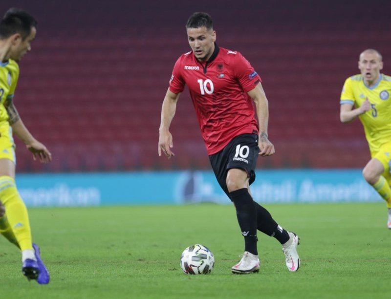 Shqipëria 3 gola përballë Kazakistanit