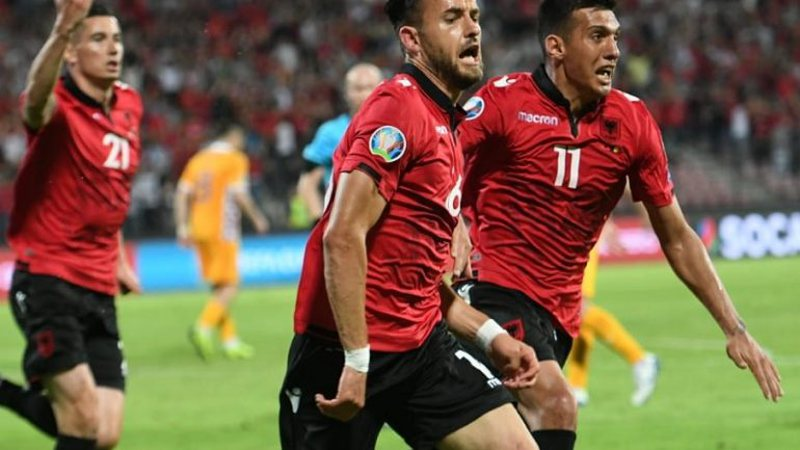 Shqipëria mund Kazakistanin, vendi i parë është një