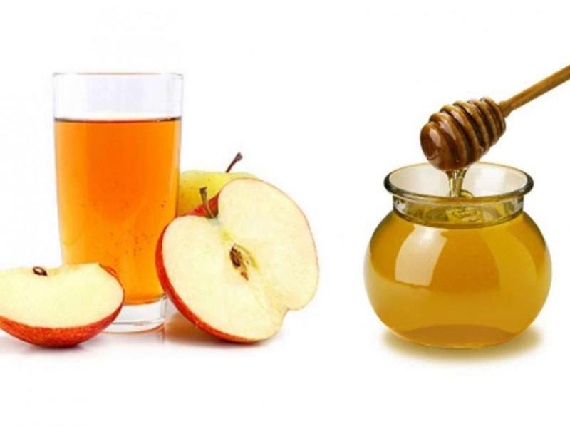 Konsumoni sa më shumë mollë dhe mjaltë për të