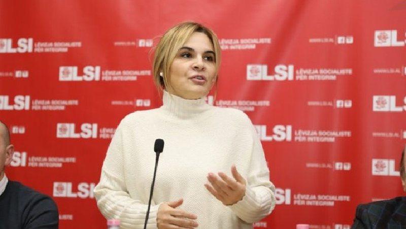 Kryetari i LSI-së 'tradhton' Monika Kryemadhin: Jap