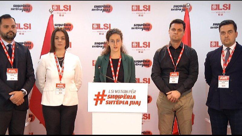 Monika Kryemadhi garoi për t'u rizgjedhur kryetare e LSI, del