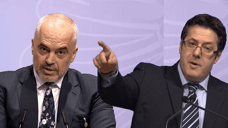 """Numrin ma dha miku ynë Vuçiç"", Edi Paloka nxjerr"