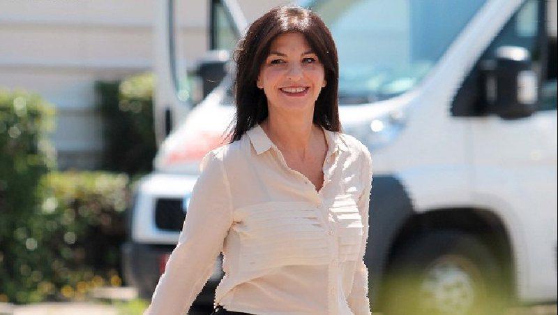 Jozefina Topalli përgatitet për zgjedhjet e 25 Prillit,