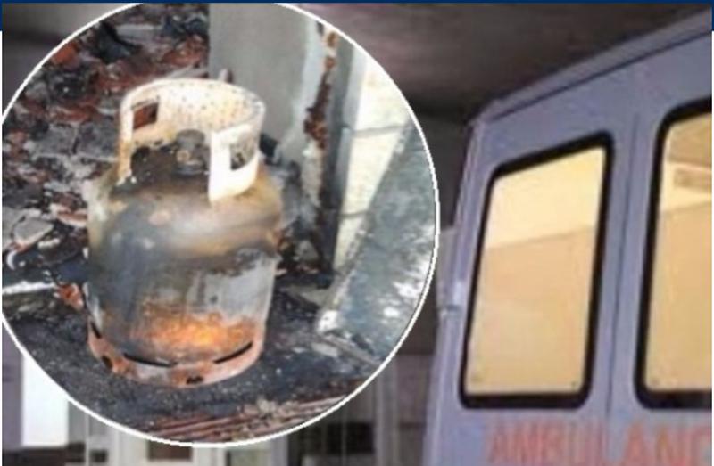 Shpërthen bombola e gazit në Tiranë, plagoset çifti i