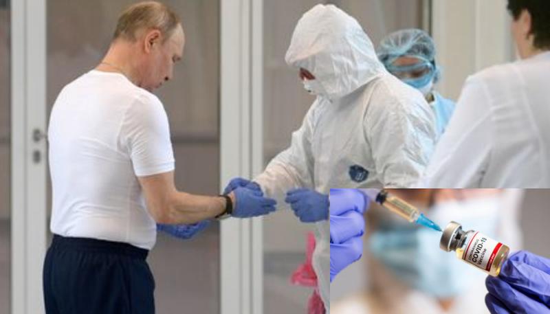 E aprovoi vetë! Befason Vladimir Putin, refuzon të vaksinohet me