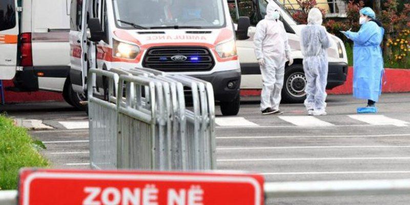 """""""Pandemia ka hyrë në fazë të panjohur"""", doktori i"""