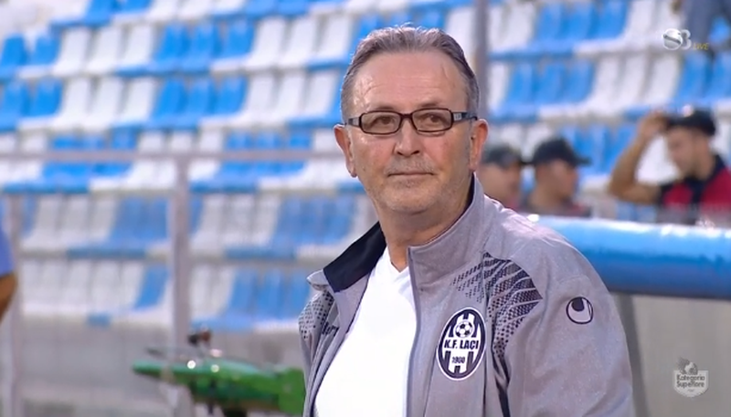 "Laçi returns to the bench the ""old steak"", Stavri Nica will"