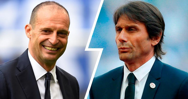 Inter bench shakes, Allegri is being quoted as Conte's successor