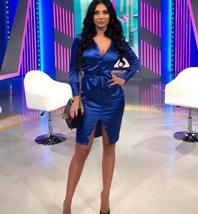 Rudina Dembacaj e pyeti se me çfarë merret i fejuari i saj, juristja
