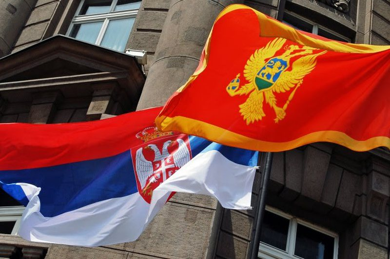 "Diplomatic ""war"" between Serbia and Montenegro, both countries expel"
