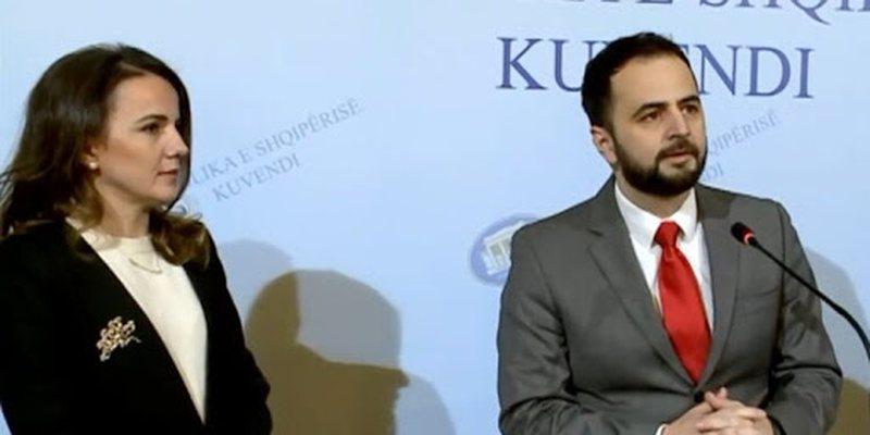 Drejtuesit e partisë 'Nisma Thurje' 'përplasen' pa