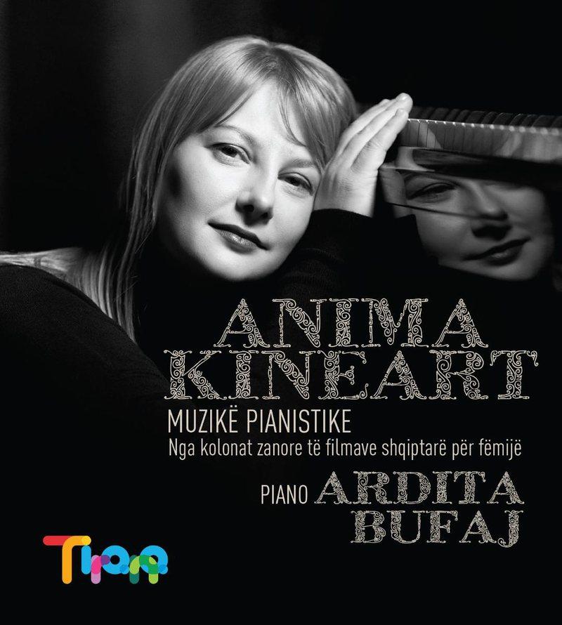 """""""Anima Kineart"""", me muzikën e filmave shqiptarë"""