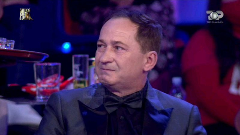 What's happening? Arjan Konomi bursts into tears in the middle of the show - Gossip